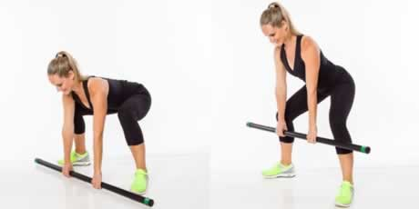 Muhteşem kalçalara sahip olmak için 3 egzersiz