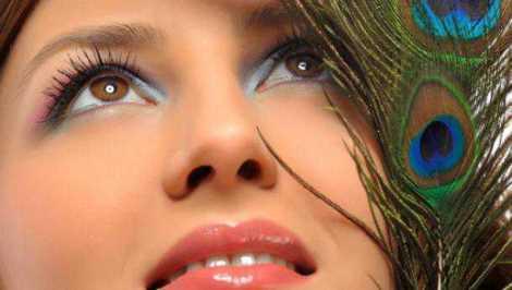 Güzelliğin Sırrı Makyajda Saklı