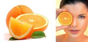 Portakal yağı ile gelen güzellik
