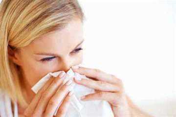 alerji-nezle-grip-enfeksiyon-kadin