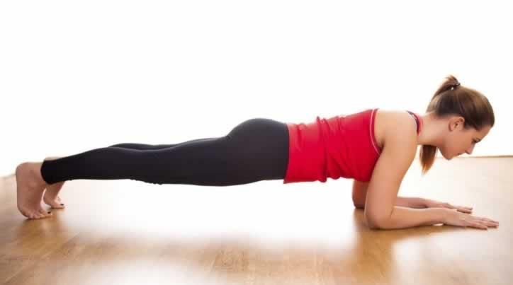 Vücudunuzu Şekle Sokacak 7 Egzersiz!