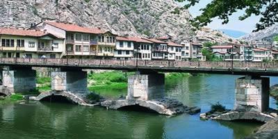 Amasya İlinin Tarihi ve Turistik Yerleri