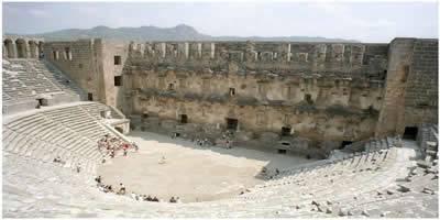 Antalya İlinin Tarihi ve Turistik Yerleri