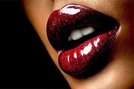 Dolgun dudaklar için estetik