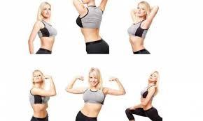 Karnı İncelten, Göbek Eriten Basit Egzersizler