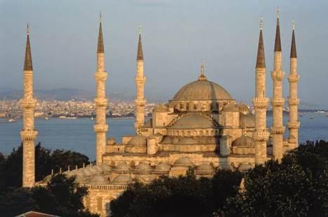İstanbul İlinin Tarihi ve Turistik Yerleri