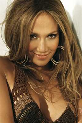 Jennifer Lopez'in makyaj hileleri
