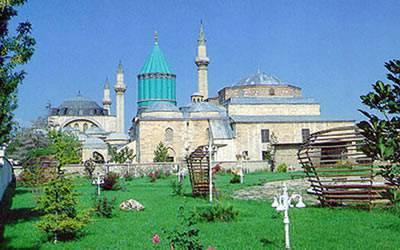 Konya İlinin Tarihi ve Turistik Yerleri