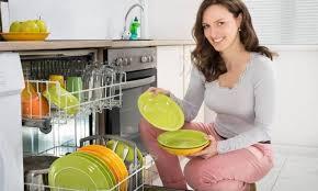 Bulaşık makinesi için organik deterjan yapımı