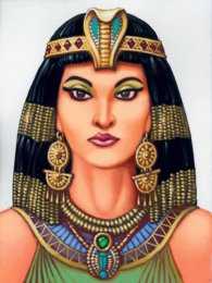 Acaba Kraliçe Kleopatra'nın Güzellik Sırları Neydi