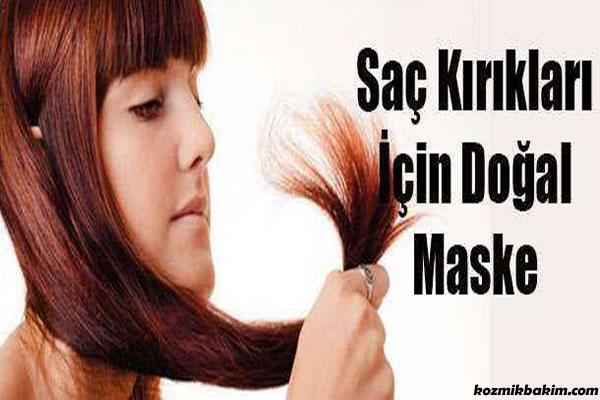 Saç Kırıklarını Onarmak