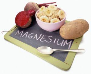 Sakinleşmek için magnezyum tüketin