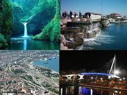 Samsun İlinin Tarihi ve Turistik Yerleri