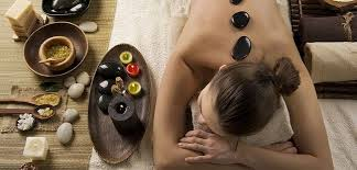 Sıcak taş terapisini evinizde uygulayın