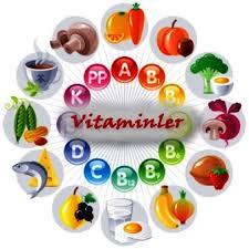 Vitaminlerin Cilt İçin Önemi