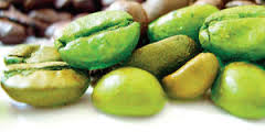 Zayıflamak için yeşil kahve çekirdeği, cilt için zeytin